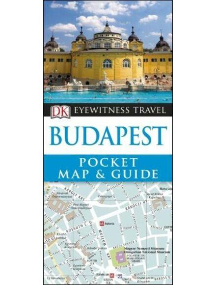 Cartographia  - Budapest útikönyv Zsebútitárs (angol)