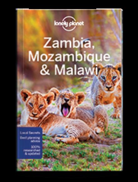 Cartographia  - Malawi útikönyv (angol)