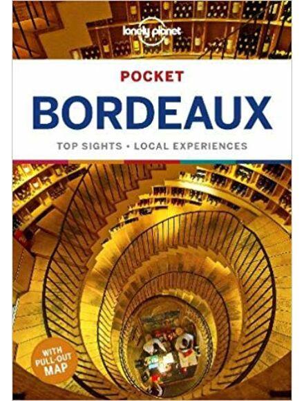Bordeaux Pocket útikönyv (angol)