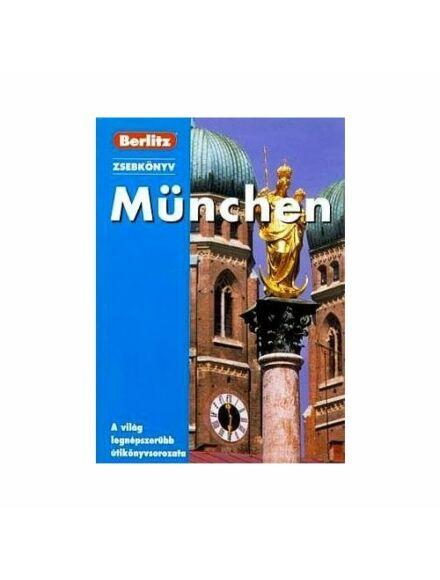 Cartographia  - München útikönyv - Berlitz