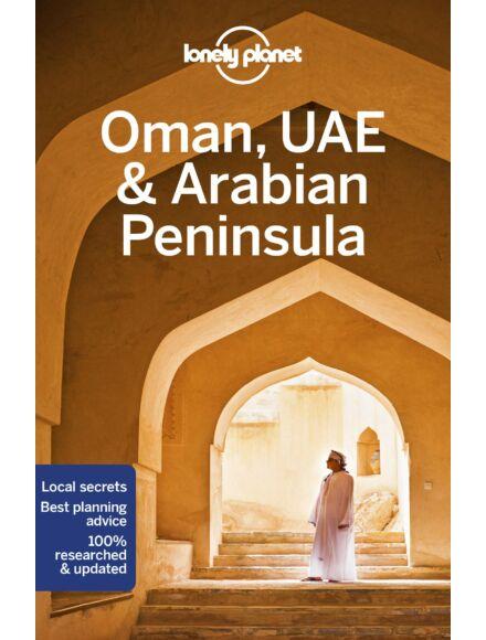 Omán, Arab-félsziget útikönyv (angol)