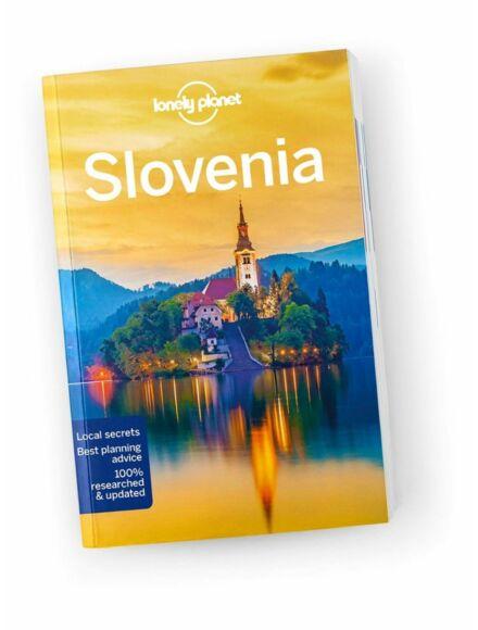 Szlovénia útikönyv (angol)
