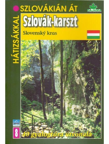 Szlovák-karszt útikönyv