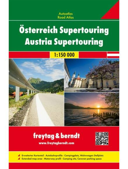 Ausztria Supertouring atlasz (ÖTOUR SP)