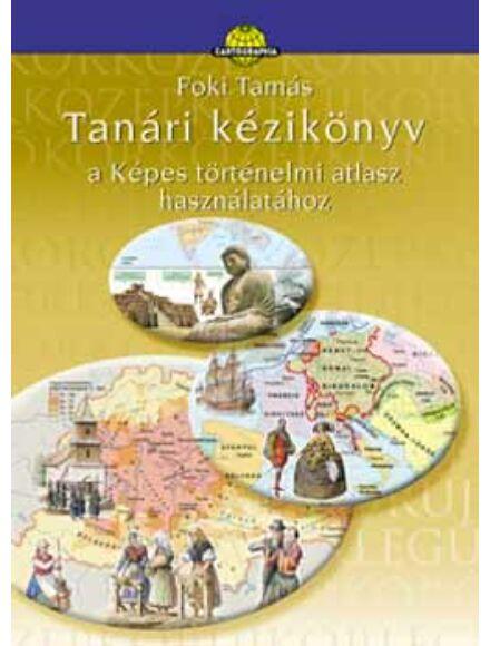 Cartographia  - Tanári kézikönyv a Képes történelmi atlasz használatához (CR-0005)